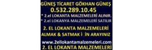 2. el Lokanta Malzemeleri Alanlar. 0542 507 57 91
