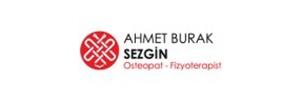 Ahmet Burak Sezgin Osteopat-Fizyoterapist